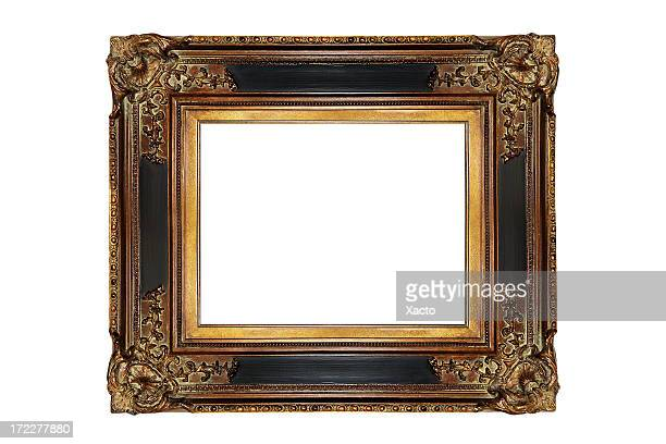Kunstvoll verzierten Rahmen