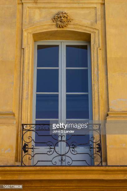 Ornate Paris Window Thousands of doors windows and gates adorn buildings in Paris Some of the best are on government offices cathedrals and churches...