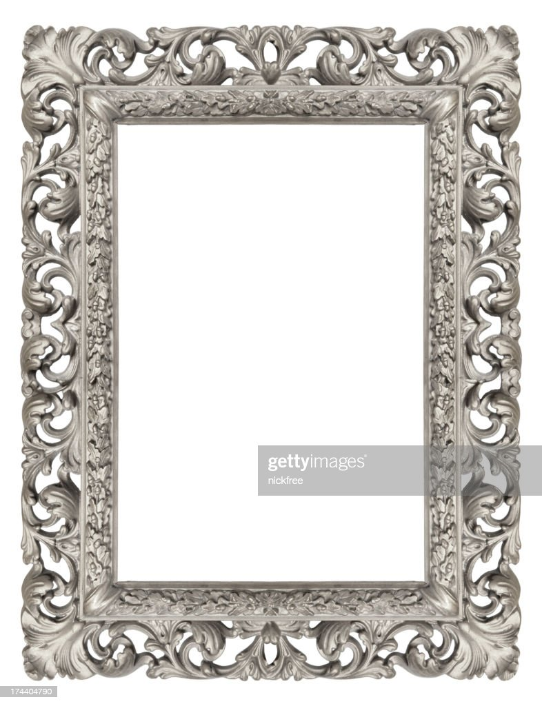 silver antique picture frames. Keywords Silver Antique Picture Frames