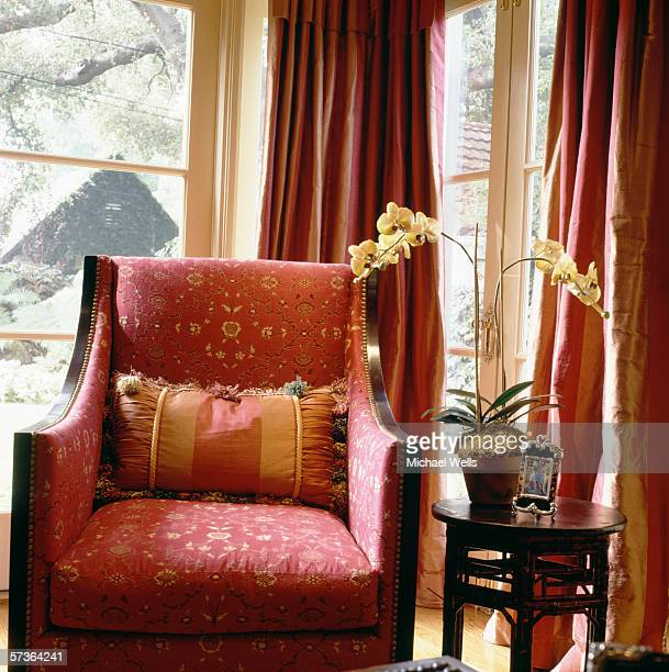 Ornate sitting room
