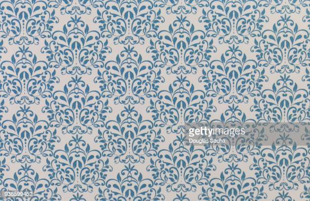 Ornate tapestry pattern