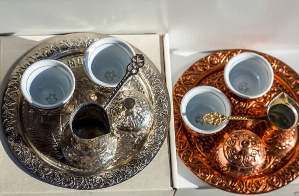 Turkish coffee set for sale