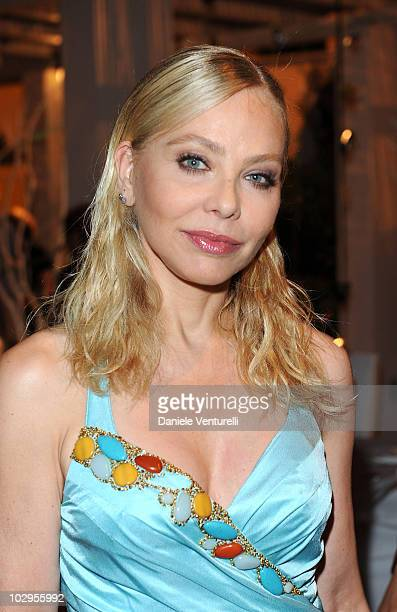 Ornella Muti attends day seven of the Ischia Global Film And Music Festival on July 17 2010 in Ischia Italy