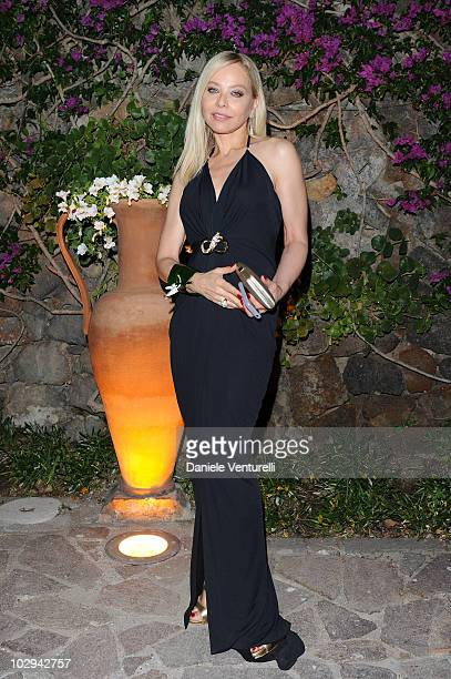 Ornella Muti attends day six of the Ischia Global Film And Music Festival on July 16, 2010 in Ischia, Italy.