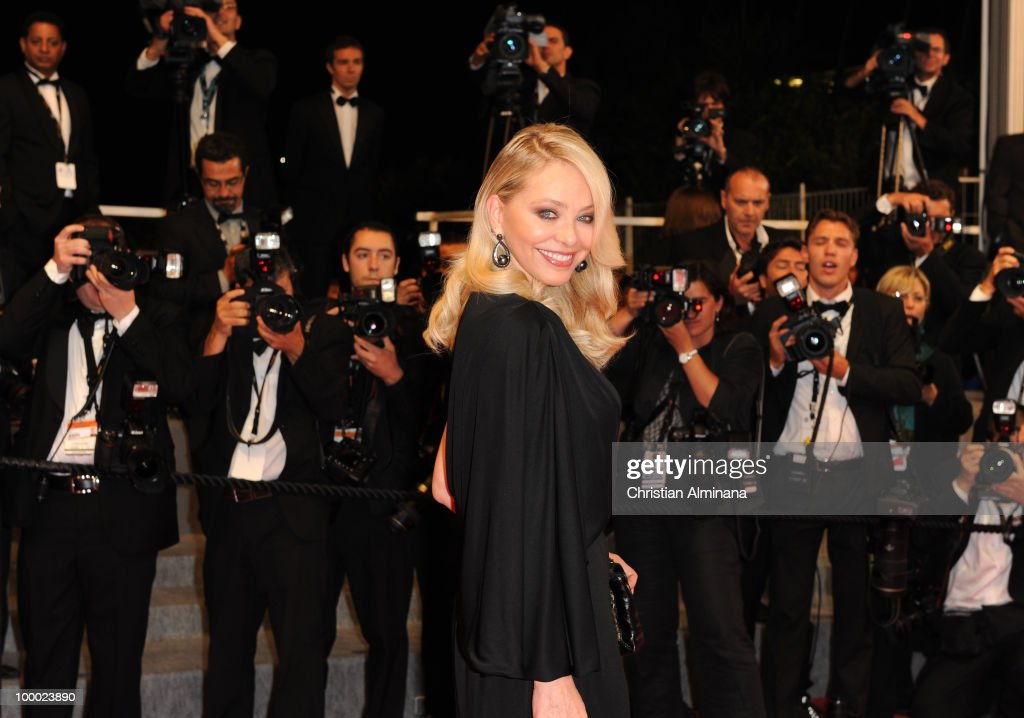 Ornella Muti attends the 'Our Life' Premiere held at the Palais des Festivals during the 63rd Annual International Cannes Film Festival on May 20, 2010 in Cannes, France.