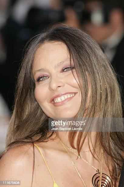 Ornella Muti during 2004 Cannes Film Festival 'Comme Une Image' Premiere at Palis Du Festival in Cannes France