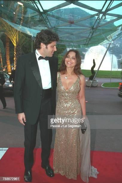 Ornella Muti with Stefano Piccolo