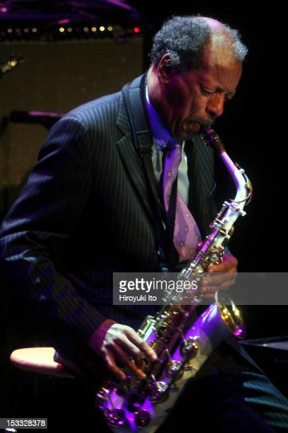 Ornette Coleman performing at the Rose Theater on Saturday night September 26 2009