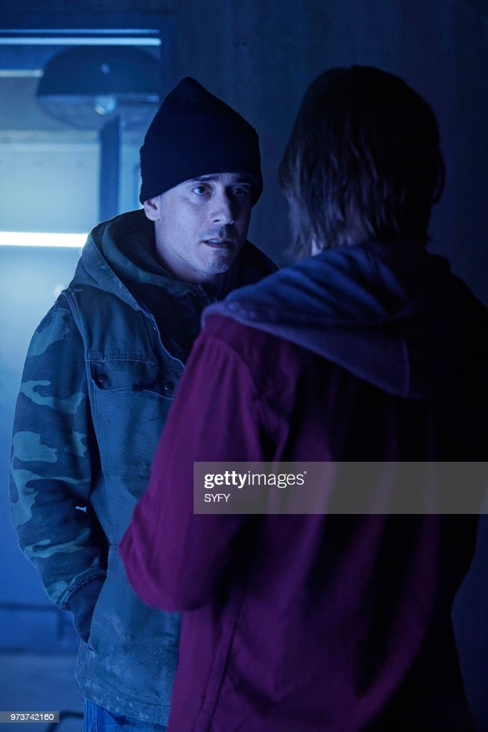 12 MONKEYS -- 'Oroboros' Episode 402 -- Pictured: Kirk Acevedo as Jose Ramse --