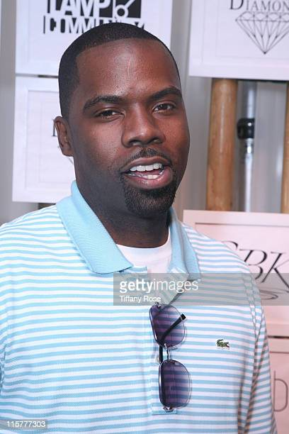 Oronde Garrett at the GBK Giveable Gift Lounge and Upscale Loft Backstage at the 2009 BET Awards at The Shrine Auditorium on June 26 2009 in Los...