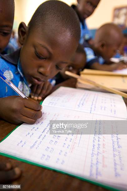 sos orphanage school in natitingou, benin - philanthropist stock pictures, royalty-free photos & images