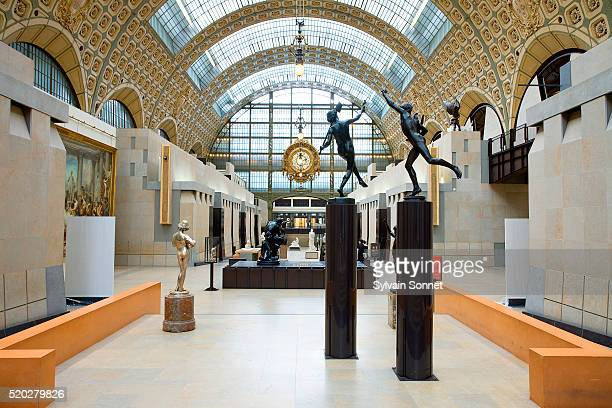 orsay museum - musee d'orsay stock pictures, royalty-free photos & images
