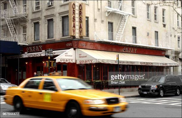 Orsay restaurant New York City BRIAN ZAK