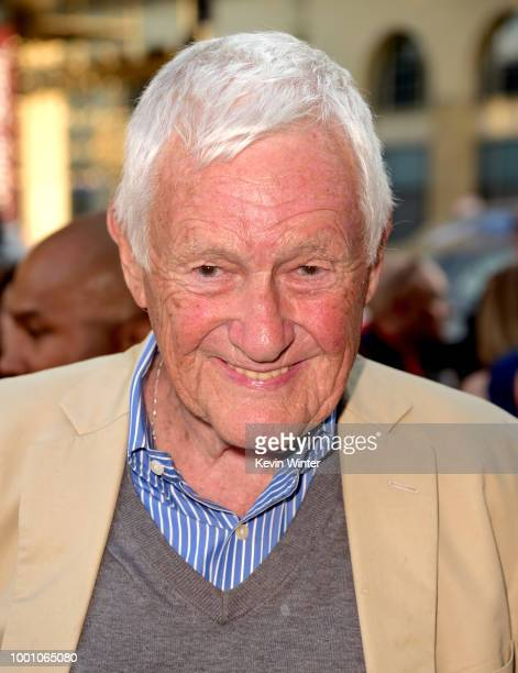 Orson Bean arrives at the premiere of Columbia Picture's Equalizer 2 at the Chinese Theatre on July 17 2018 in Los Angeles California