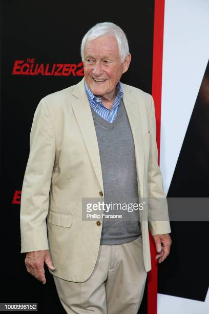 Orson Bean attends the premiere of Columbia Picture's Equalizer 2 at TCL Chinese Theatre on July 17 2018 in Hollywood California