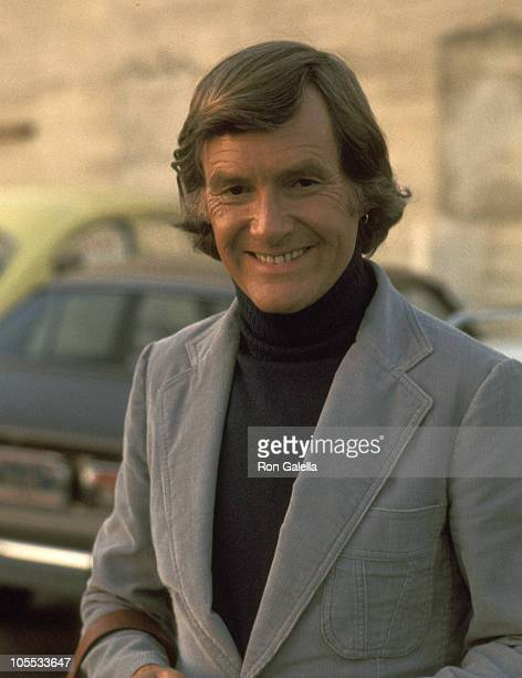 Orson Bean during Orson Bean on The Merv Griffin Show at Merv Griffin Studios in Los Angeles California United States