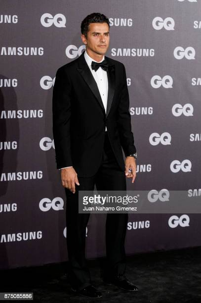 Orson Salazar attends 'GQ Men Of The Year' awards 2017 at The Westin Palace Hotel on November 16 2017 in Madrid Spain