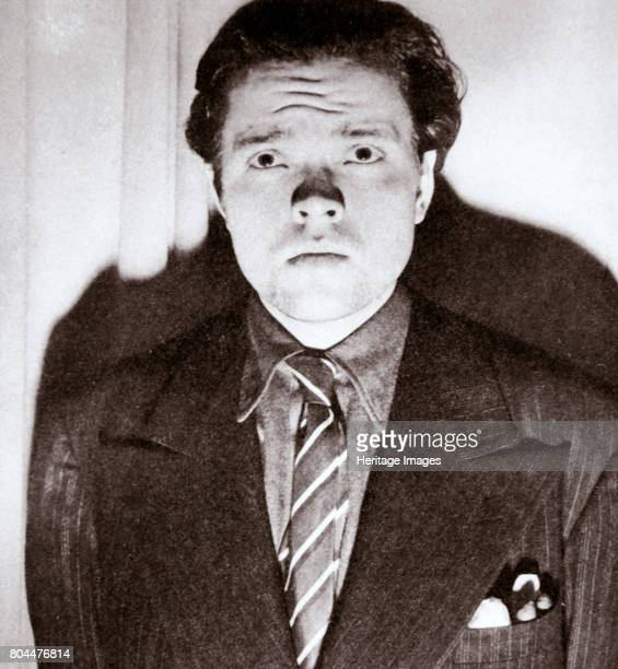 Orson Welles American actor and film director 30 October 1938 Welles photographed after his the broadcast of a radio dramatisation of The War of the...