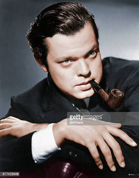 Orson Welles March 1942