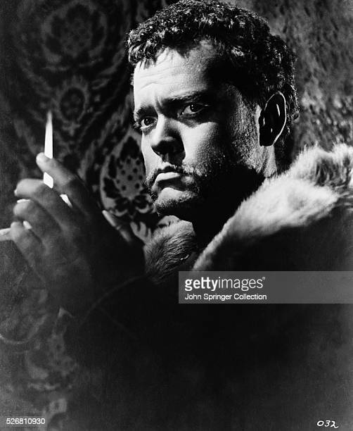 Orson Welles plays the title character in a film adaptation of William Shakespeare's Othello The film was also known as The Tragedy of Othello The...