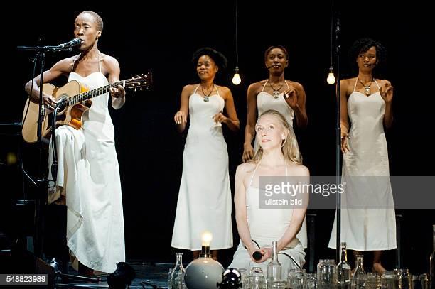 Haus der Berliner Festspiele Spielzeiteuropa 2011 Titel Desdemona Text Toni Morrison Musik Rokia Traore Regie Peter Sellars Deutschlandpremiere...