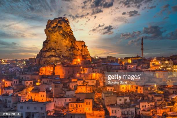 ortahisar, cappadocia - カッパドキア ストックフォトと画像