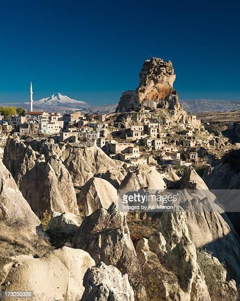Ortahisar rock castle