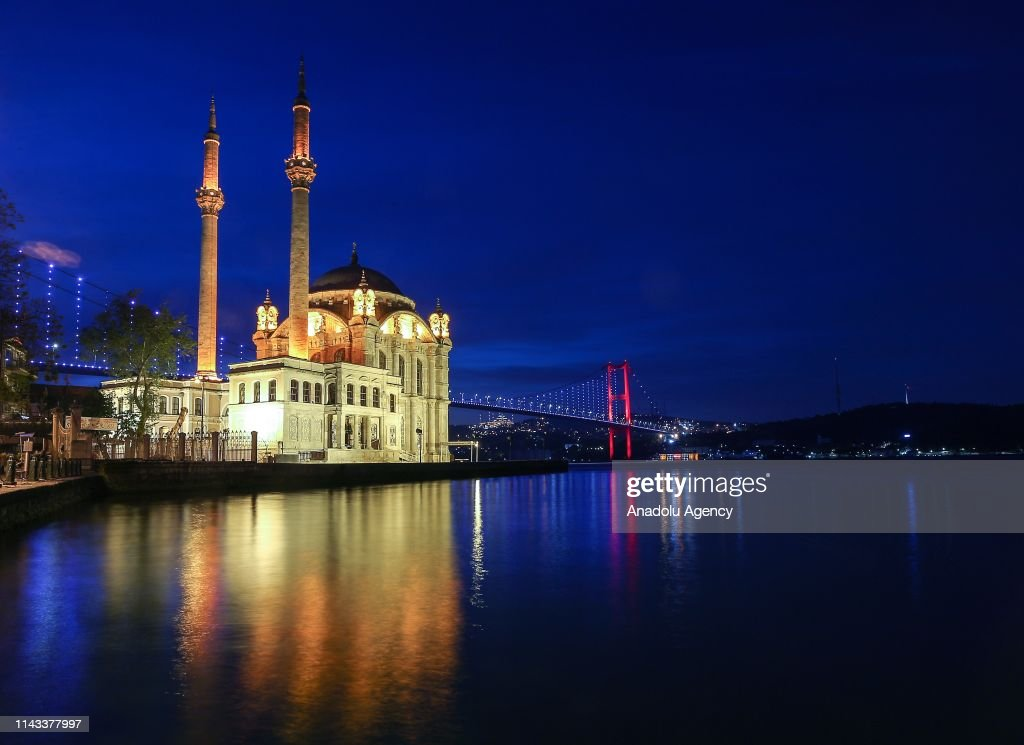 Sunrise in Istanbul : News Photo