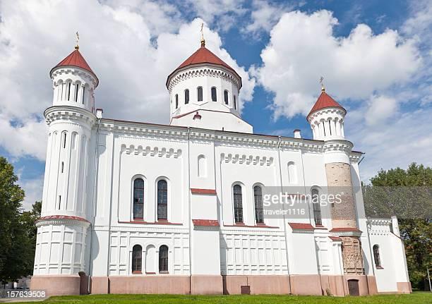 Orthodoxe Kirche In Vilnius, Litauen