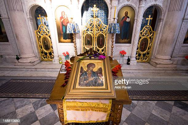 Orthodox church of St. Archangel Michael.