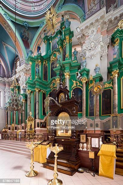 Orthodox Church of the Holy Spirit, Vilnius
