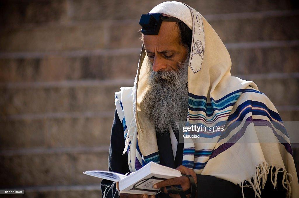 Orthodox jew : Stock Photo