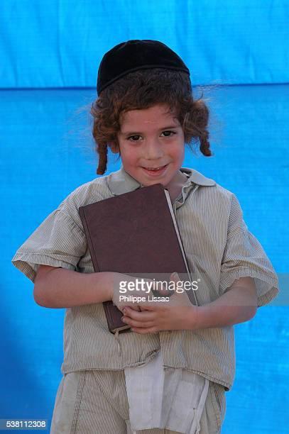 Orthodox Jewish Boy