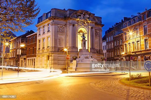 Ortmans Brunnen in Verviers