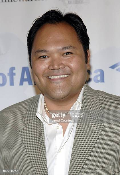 Orville Mendoza during Opening Night of Shakespeare in the Park 2007 Production of 'Romeo and Juliet' After Party Arrivals at Delacorte Theater in...