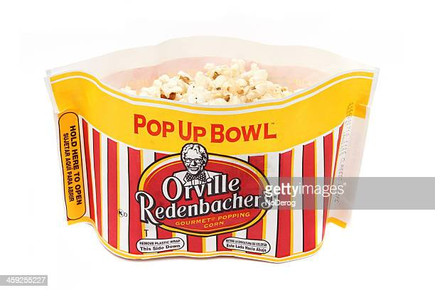 Orville Redenbacher's Popup Bowl Microwave Popcorn