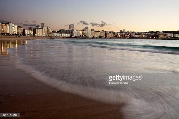Orzan Beach (A Coruña)