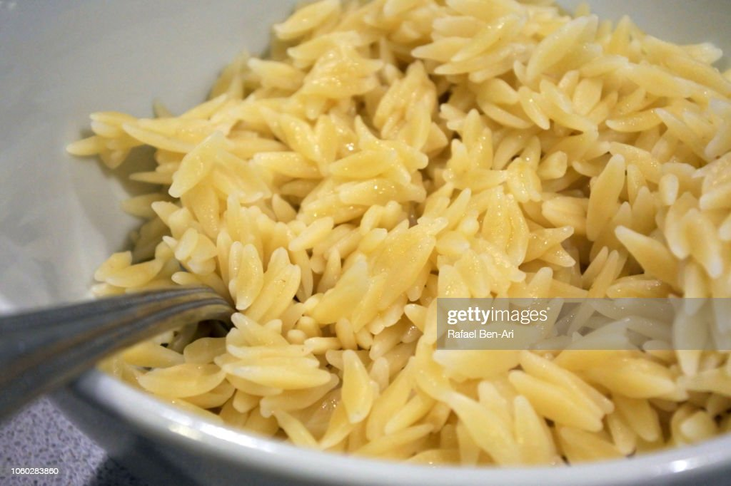 Orzo Pasta : Stock Photo