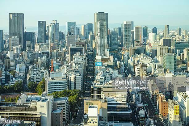 Osaka afternoon