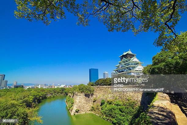Osaka Castle,  Chuo-ku,  Osaka,   Japan