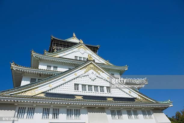 Osaka Castle. Chuo-ku, Osaka, Japan