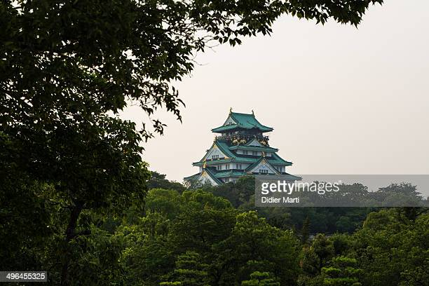 CONTENT] Osaka castle is Osaka main landmark The castle has been destroyed during the WWII so the present building has been rebuilt recently