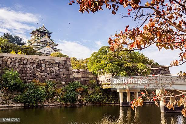 大阪城 - 大阪市 ストックフォトと画像