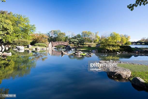 Osaka Garden in Chicago