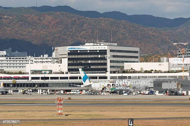 大阪国際空港で日本 - 大阪国際空港 ストックフォトと画像