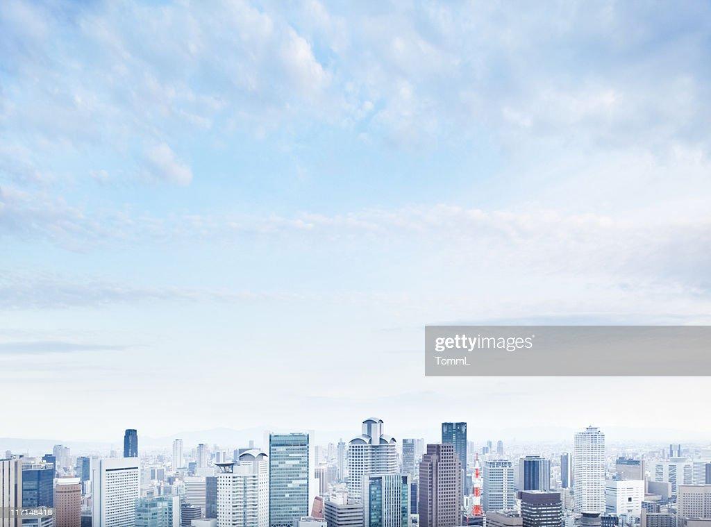 Osaka, Japan : Stock-Foto