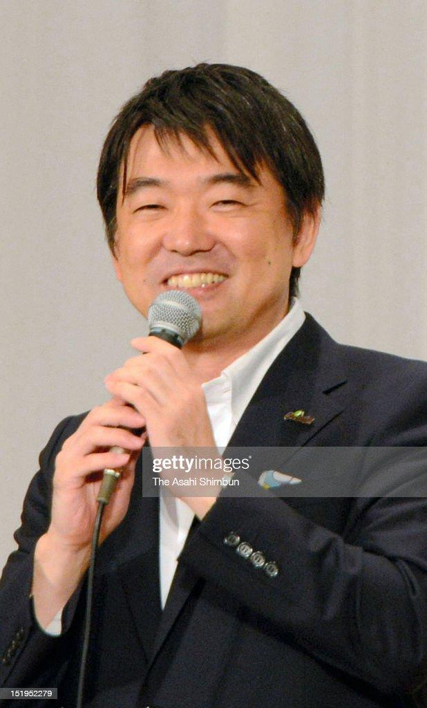Osaka Mayor Hashimoto Seeks National Power With New Party