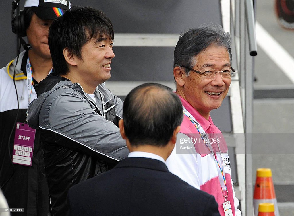 1st Osaka Marathon