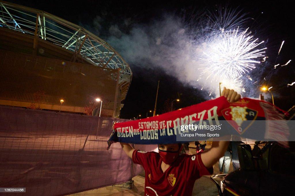 CA Osasuna Celebrate Its 100th Anniversary : ニュース写真