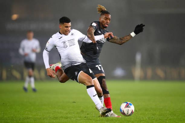 GBR: Swansea City v Brentford - Sky Bet Championship